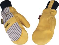 1927KWT™ Lined Premium Grain Pigskin Palm Mitt with Knit Wrist